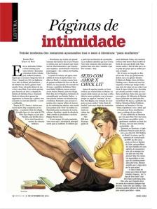 revista donna zero hora set 2014