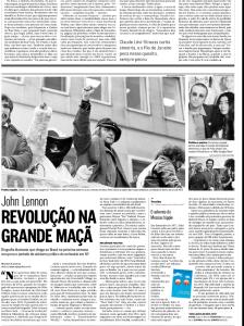 O Globo julho 2015