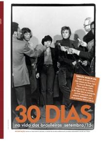 Revista Brasileiros set 2015 - John Lennon