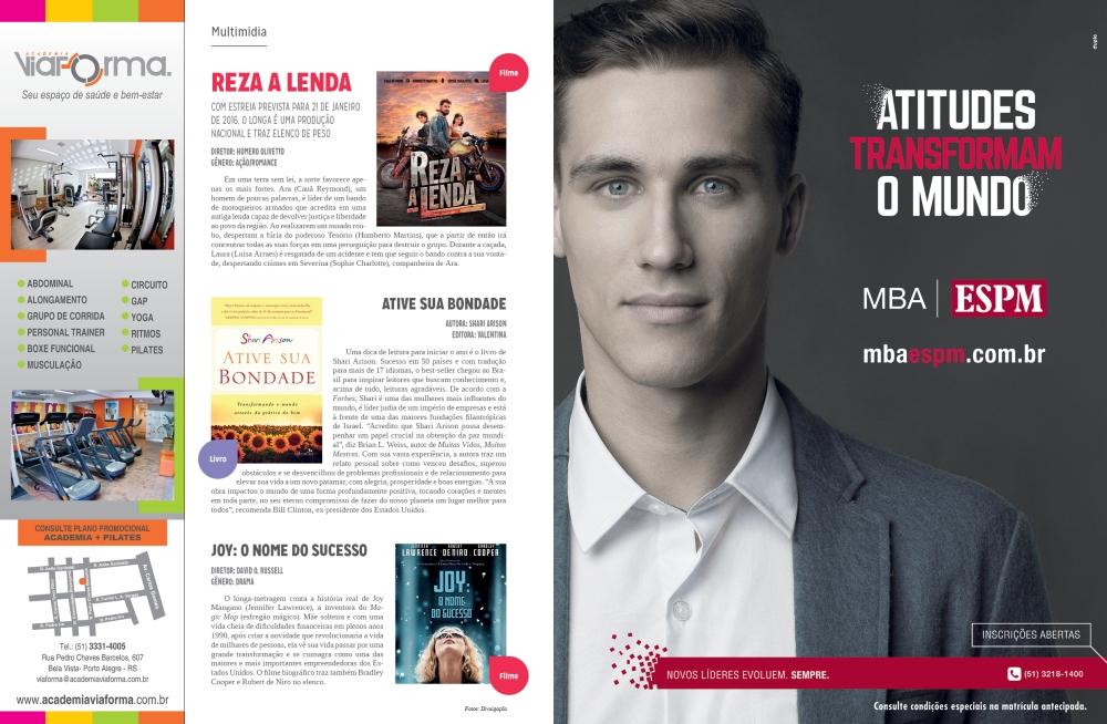 Living Edição 54 - Janeiro201673
