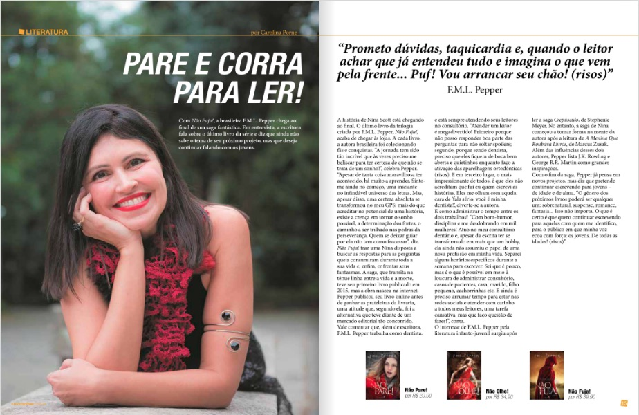 pepper revista fnac maio 2016
