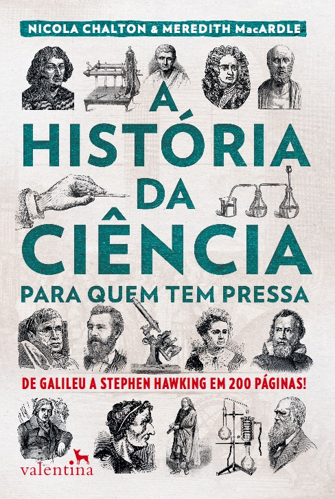 CAPA A HISTORIA DA CIENCIA RELEASE